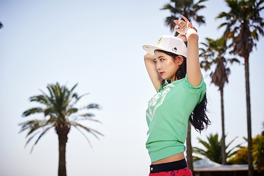 Suzy lột xác với hình ảnh hip hop chất miễn bàn