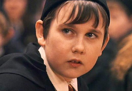 Matthew trong bộ phim Harry Potter