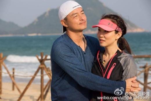 """Loạt ảnh """"Dương Quá - Tiểu Long Nữ"""" siêu lãng mạn trong hậu trường"""