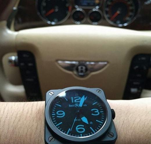 Audi, Bentley là những nhãn hiệu xe luôn có trong gara của hội con nhà giàu châu Á.