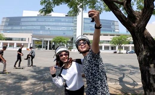 Quang Bảo - Kim Nhã cặp đôi vàng YAN Around trở lại