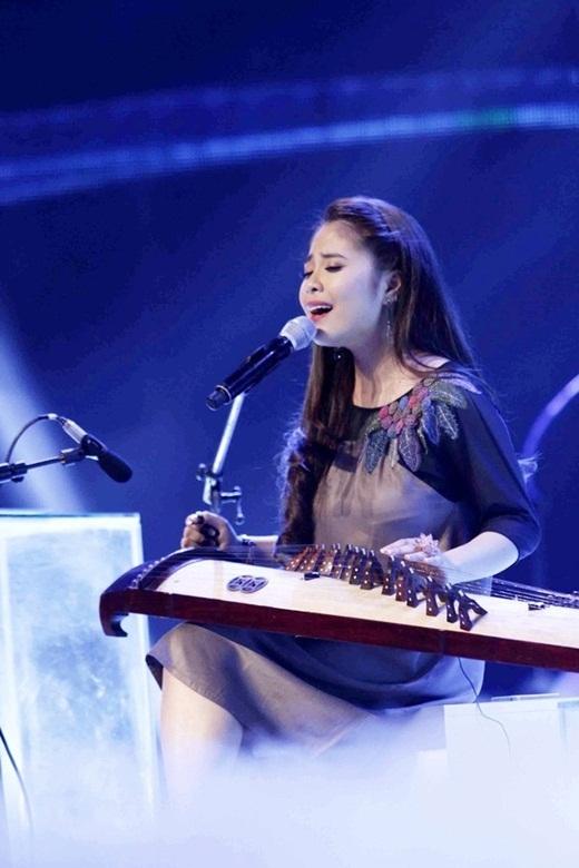 Từng hát ả đào từ nhỏ, Kiều Anh là người có tiếng trong giới ca trù miền Bắc.