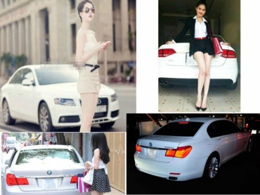 Ngọc Trinh cũng sở hữu rất nhiều siêu xe khác nhau. - Tin sao Viet - Tin tuc sao Viet - Scandal sao Viet - Tin tuc cua Sao - Tin cua Sao