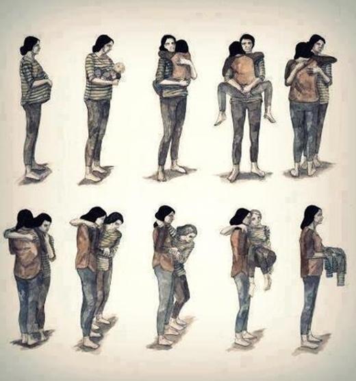 21 dòng tâm sự lấy nước mắt bao người về tình cảm gia đình