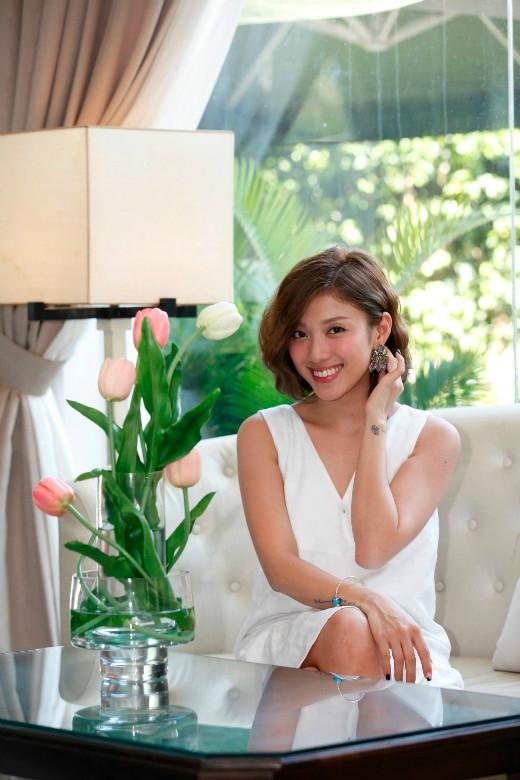 Làn da luôn láng mịn, sáng ngời và dịu mát là điều Yumi tự hào nhất!