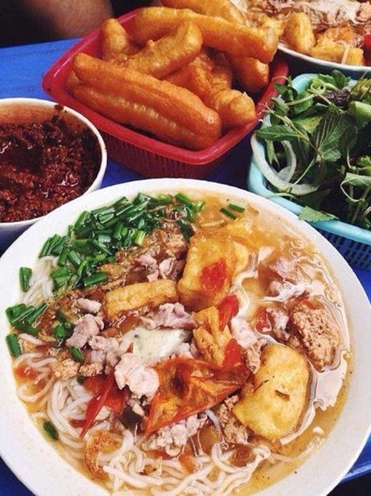 """Ẩm thực Hà Nội: Những món """"nhìn là muốn ăn"""" ngay lập tức"""