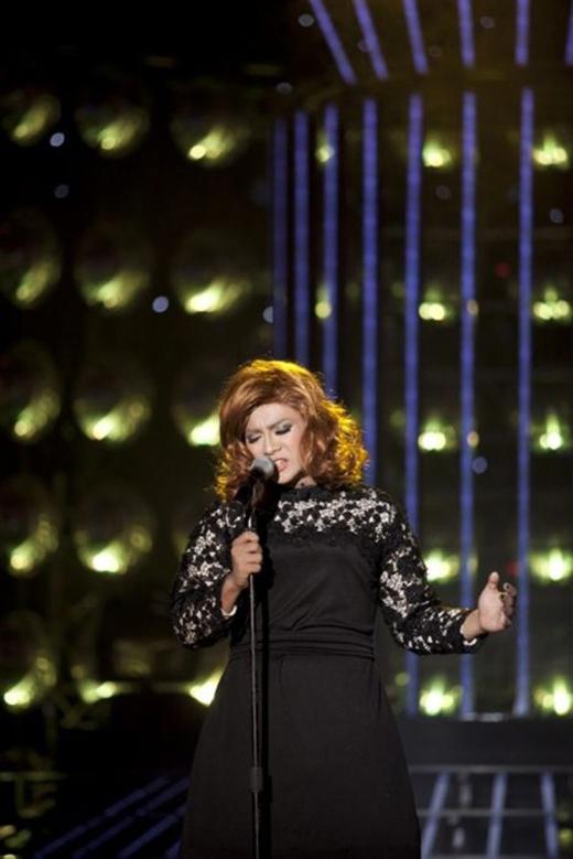 Màn nhập vai ấn tượng nhất của Hoài Lâm khi biến thành giọng hát nội lực Adele. - Tin sao Viet - Tin tuc sao Viet - Scandal sao Viet - Tin tuc cua Sao - Tin cua Sao