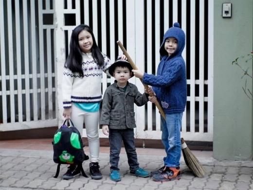 Tổ ấm hạnh phúc của 4 gia đình trong Bố ơi, mình đi đâu thế? - Tin sao Viet - Tin tuc sao Viet - Scandal sao Viet - Tin tuc cua Sao - Tin cua Sao