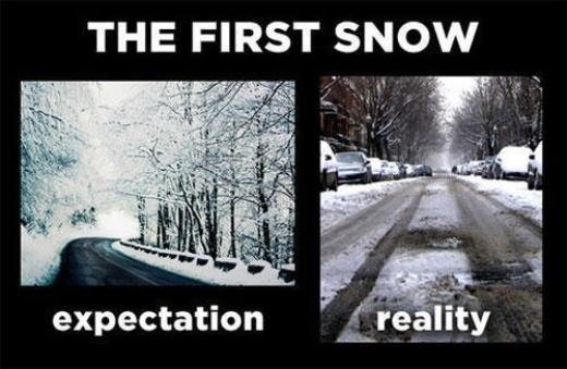 Không phải cứ có tuyết rơi là có thể đóng phim Bản tình ca mùa đông