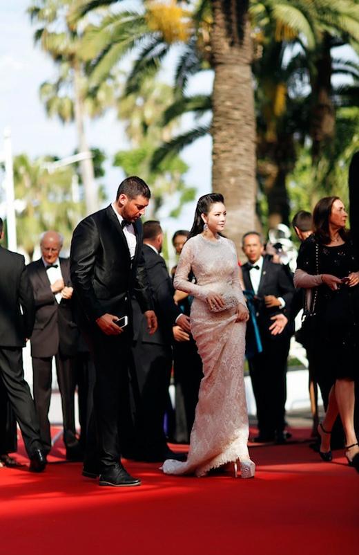 Lý Nhã Kỳ lần đầu trải lòng về tư cách có mặt ở LHP Cannes - Tin sao Viet - Tin tuc sao Viet - Scandal sao Viet - Tin tuc cua Sao - Tin cua Sao
