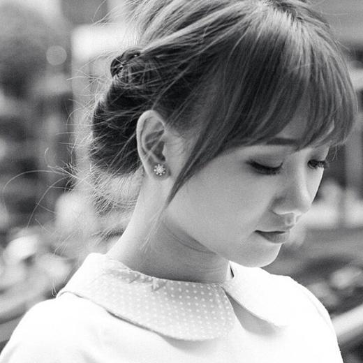 Hari Wonthu hút ánh nhìn nhờ vẻ đẹp xinh xắn và nụ cười toả nắng. - Tin sao Viet - Tin tuc sao Viet - Scandal sao Viet - Tin tuc cua Sao - Tin cua Sao
