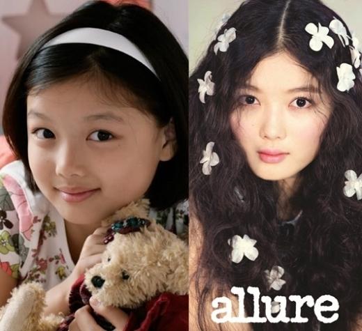 Sự đột phá của 3 thế hệ sao nhí xứ Hàn
