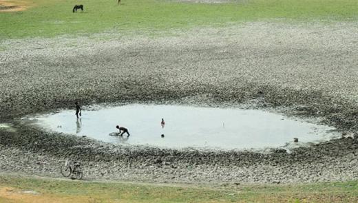 Nắng nóng từ giữa tháng 4 đến nay đã khiến 1.400 người ở Ấn Độ chết