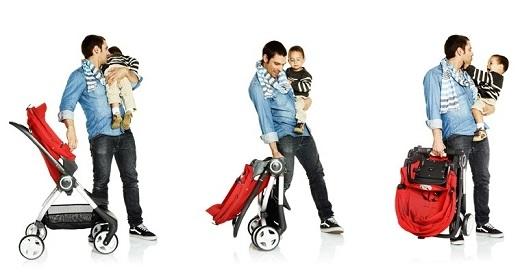 Với phần thi Ông Bố Đa Năng, các thí sinh đặc biệt của chương trình sẽ chứng tỏ sự khéo léo của mình bằng cách dùng một tay gấp xe đẩy trong khi tay kia phải bế bé.