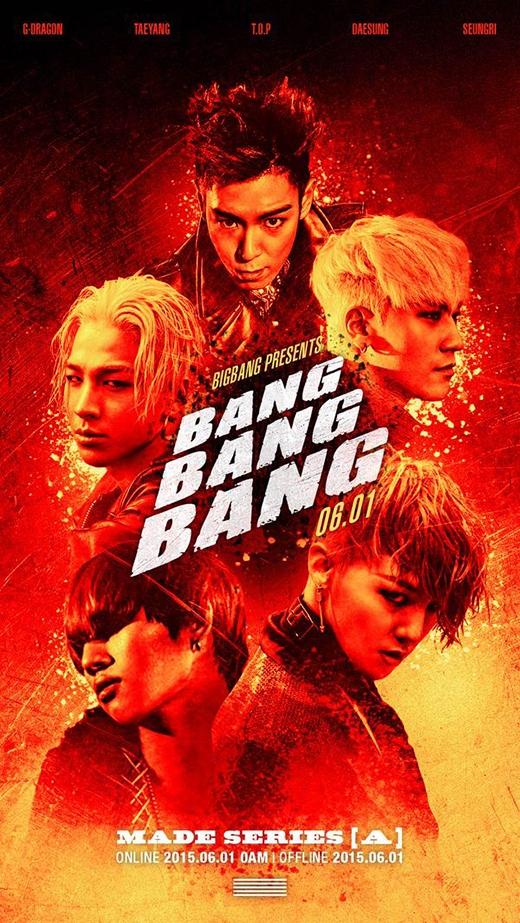 EXO chính thức đối đầu Big Bang với 9 thành viên