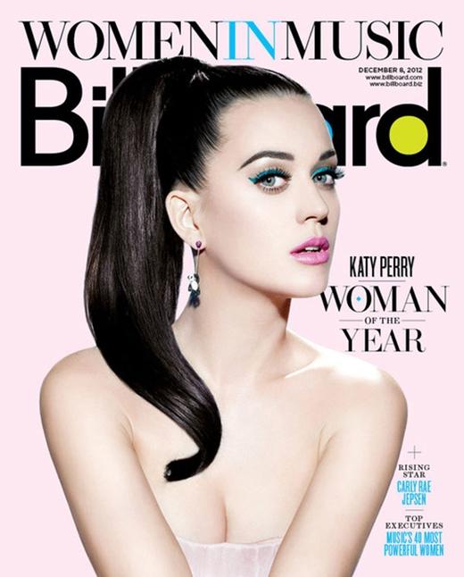 Không sở hữu nhiều hợp đồng quảng cáo đắt giá nhưng Katy Perry lại là ngôi sao Hollywood xuất hiện nhiều nhất trên các tạp chí thời trang danh giá.