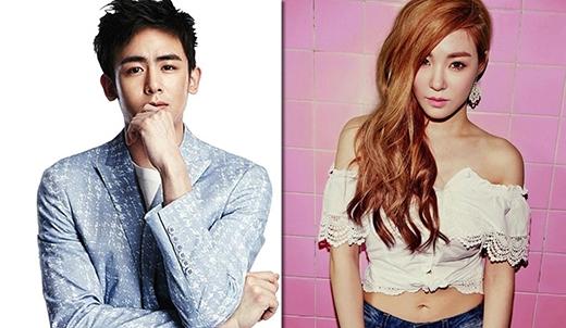 Tiffany và Nichkhun chính thức chia tay sau hơn 1 năm hẹn hò