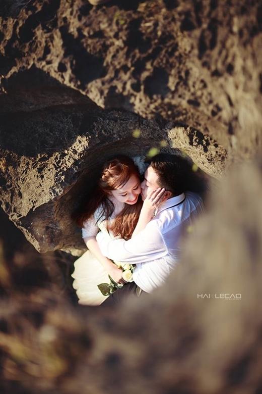 """Loạt ảnh cưới đẹp """"mê hồn"""" của cặp đôi yêu nhau 8 năm"""