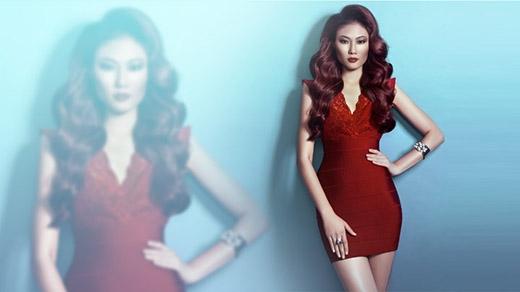 Mai Giang-Quán quân VietNam's Next Top Model 2012