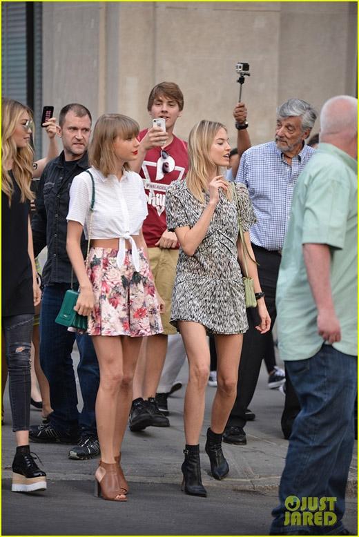 Taylor Swift tự nhận mình không hề quyến rũ