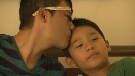 MC Phan Anh được bình chọn là ông bố đẹp trai nhất - Tin sao Viet - Tin tuc sao Viet - Scandal sao Viet - Tin tuc cua Sao - Tin cua Sao