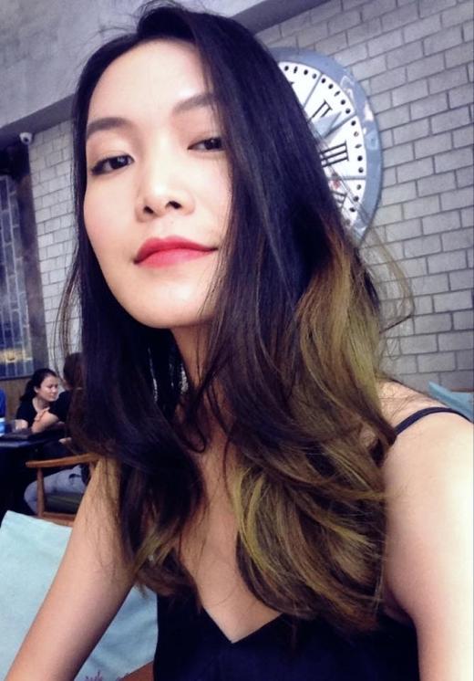 Mái tóc nổi loạn của Thùy Dung. - Tin sao Viet - Tin tuc sao Viet - Scandal sao Viet - Tin tuc cua Sao - Tin cua Sao