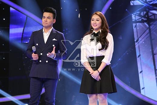Với số lượt bình chọn nhỉnh hơn, Nguyễn Duy xuất sắc vượt qua Khánh Tiên lọt vào top 7.