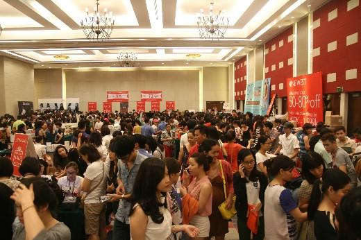 Style's Private Sale tại Hà Nội đã thu hút gần 40.000 lượt người đến mua sắm