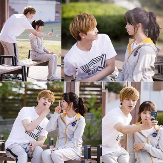 Những 'mối tình' đáng nhớ của sao nhí trên màn ảnh Hàn