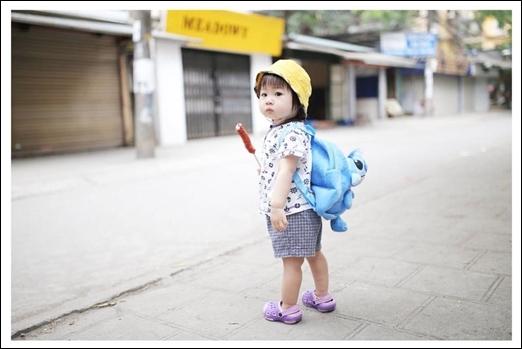 """Những nhóc tì có gu thời trang khiến nhiều người """"mê mẩn"""""""