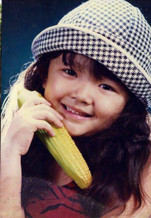 Hình ảnh đáng yêu lúc bé của Tóc Tiên. - Tin sao Viet - Tin tuc sao Viet - Scandal sao Viet - Tin tuc cua Sao - Tin cua Sao