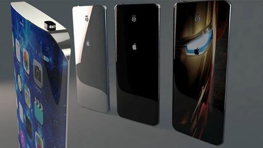 iPhone 7 Edge có thiết kế bóng bẩy, khiến người ta nhìn vào là thích ngay. Phong cách Iron Man làm nổi bật sự sang trọng của máy hơn.