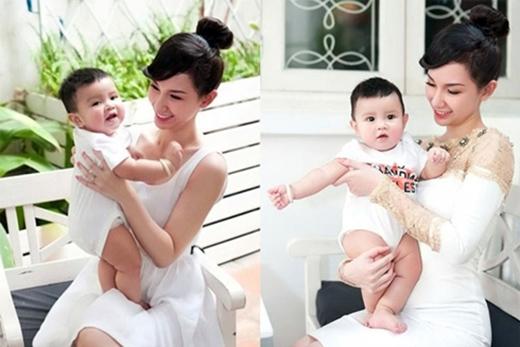 Quỳnh Chi giành được quyền nuôi con sau 5 tháng xa cách - Tin sao Viet - Tin tuc sao Viet - Scandal sao Viet - Tin tuc cua Sao - Tin cua Sao