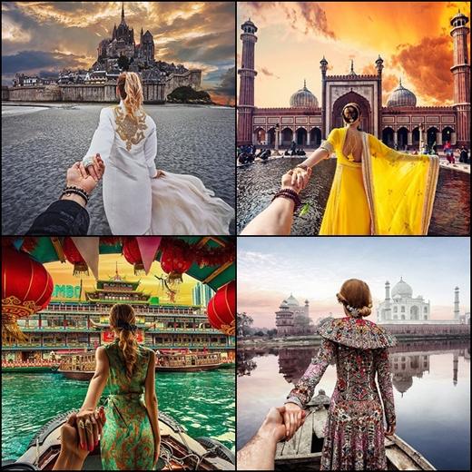 Thích thú với 11 tài khoản Instagram siêu nghệ thuật