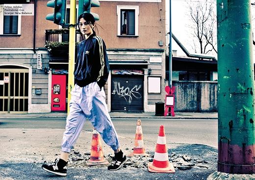 Kha Mỹ Vân khoe vẻ đẹp Á đông trên tạp chí Ý