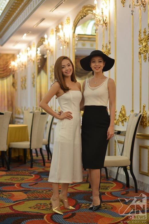 Minh Hằng đọ sắc cùng Jennifer Phạm - Tin sao Viet - Tin tuc sao Viet - Scandal sao Viet - Tin tuc cua Sao - Tin cua Sao