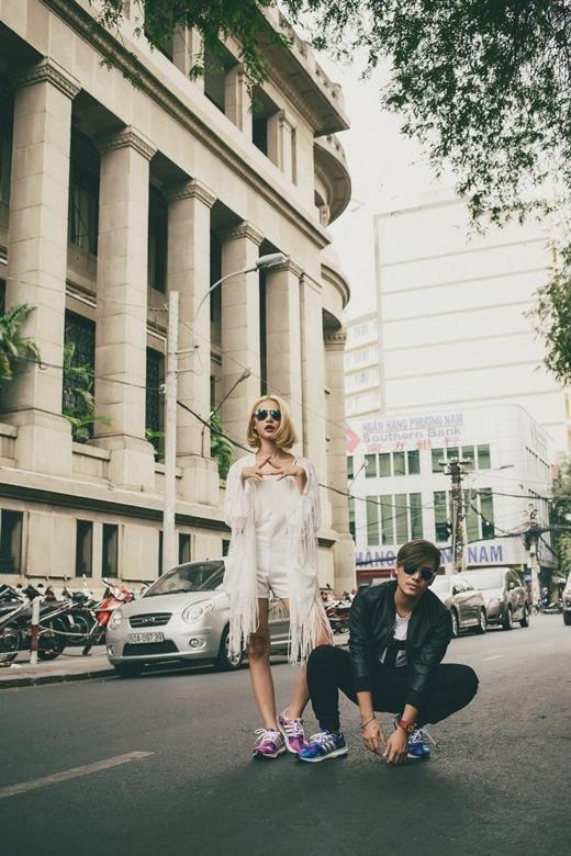 Ngỡ ngàng một Sài Gòn khác biệt với phong cách retro