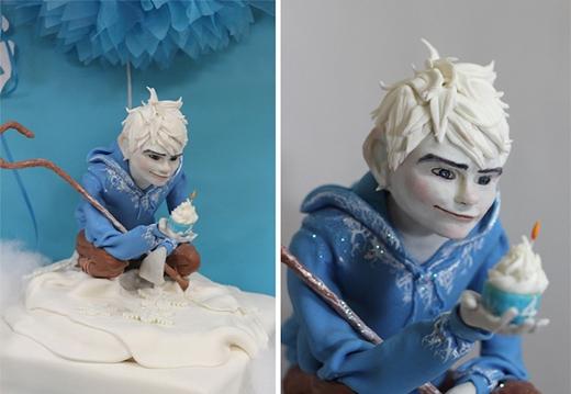 Jack Frost trong Sự trỗi dậy của các vị thần