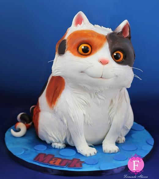 Chú mèo trong phim hoạt hình Home gần đây