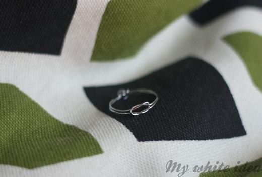 Chà chà, chiếc nhẫn rất xinh xắn nào đó vừa oe oe chào đời rồi đấy!