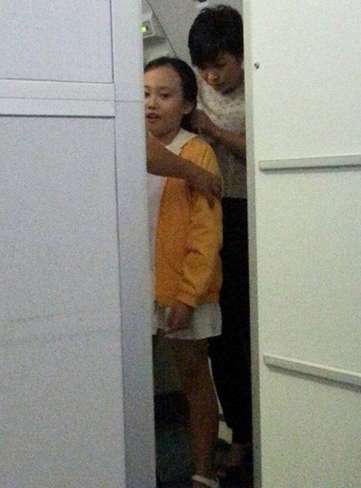 Năm 2014, cư dân mạng truyền tay nhau hình ảnh chụp lén được cho là Phương Thanh và con gái. Không khẳng định, Phương Thanh chỉ cho biết khi nào bé Gà đủ 13 tuổi, cô sẽ tiết lộ mặt của con gái. - Tin sao Viet - Tin tuc sao Viet - Scandal sao Viet - Tin tuc cua Sao - Tin cua Sao