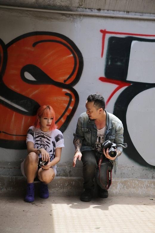 Chi Pu bất ngờ kết đôi cùng trai đẹp team Thu Phương - Tin sao Viet - Tin tuc sao Viet - Scandal sao Viet - Tin tuc cua Sao - Tin cua Sao