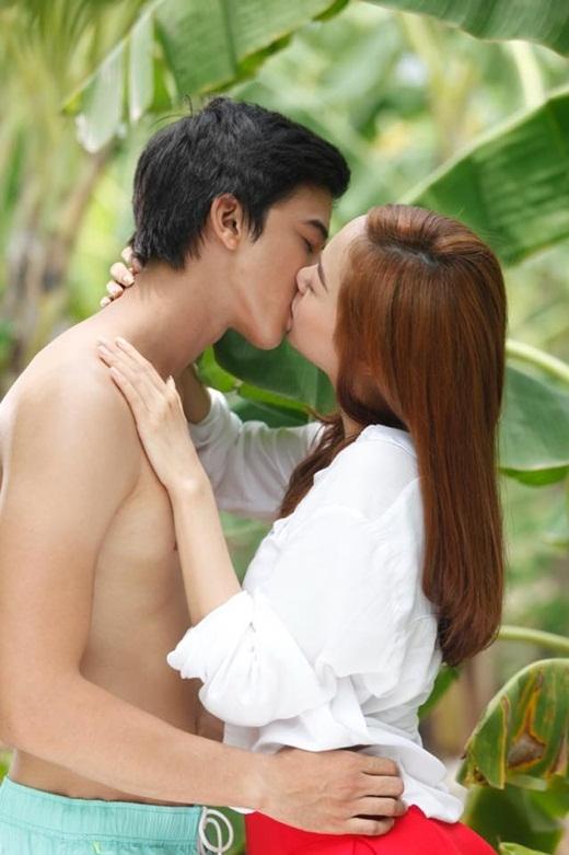 Bỏng mắt trước màn khóa môi đầy lãng mạn của Minh Hằng bên trai trẻ - Tin sao Viet - Tin tuc sao Viet - Scandal sao Viet - Tin tuc cua Sao - Tin cua Sao
