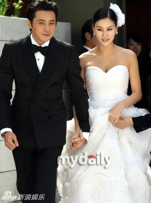 """Những đám cưới """"thế kỷ"""" hoành tráng và xa hoa của sao Hàn"""