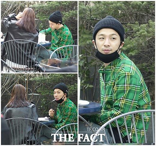 Hé lộ câu chuyện yêu đương thú vị của Taeyang và Min Hyo Rin