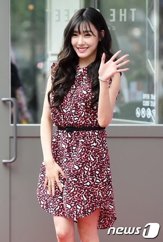 Tiffany rạng rỡ bên Yuri sau tin chia tay Nickhun