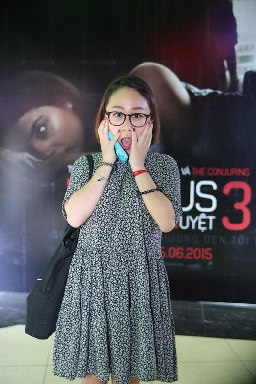 Thiện Thanh - con gái nữ ca sĩ Thanh Lam xuất hiện giản dị trong buổi họp báo tại Hà Nội. - Tin sao Viet - Tin tuc sao Viet - Scandal sao Viet - Tin tuc cua Sao - Tin cua Sao
