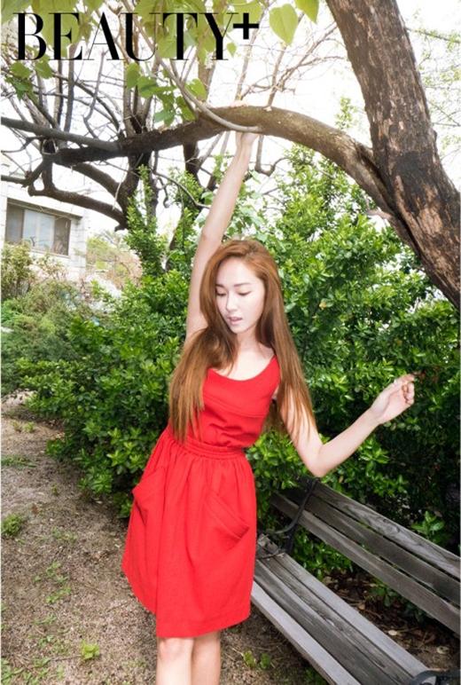 Rời SNSD, Jessica hoàn toàn mãn nguyện với cuộc sống hiện tại