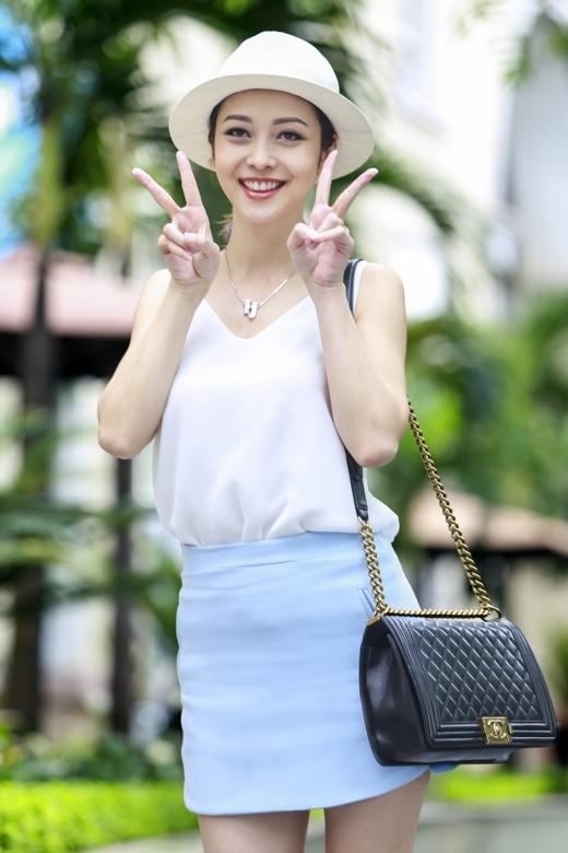 Ngắm vẻ đẹp mảnh mai đầy rạng ngời của Jennifer Phạm - Tin sao Viet - Tin tuc sao Viet - Scandal sao Viet - Tin tuc cua Sao - Tin cua Sao