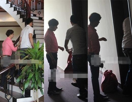 Nhiếp ảnh vẫn rất kiên trì theo cặp đôi này đến tận của phòng khách sạn mà vẫn không bị phát hiện? - Tin sao Viet - Tin tuc sao Viet - Scandal sao Viet - Tin tuc cua Sao - Tin cua Sao